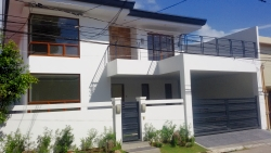 Newly constructed house for sale in BF Homes