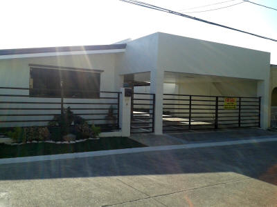 Zen style house at BF Homes Paranaque for sale