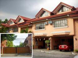 Casa Maria townhomes in BF Homes Paranaque, Philippines