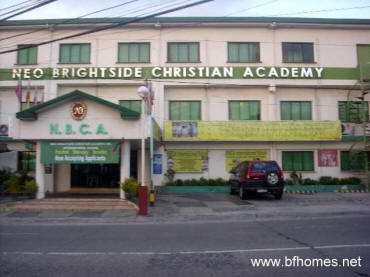 Picture of Neo Brightside Christian Academy in BF Homes Pque