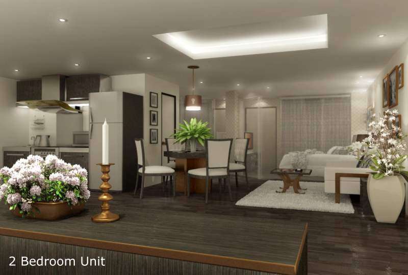 Condo interior one bedroom makati joy studio design for Interior designs for condo units