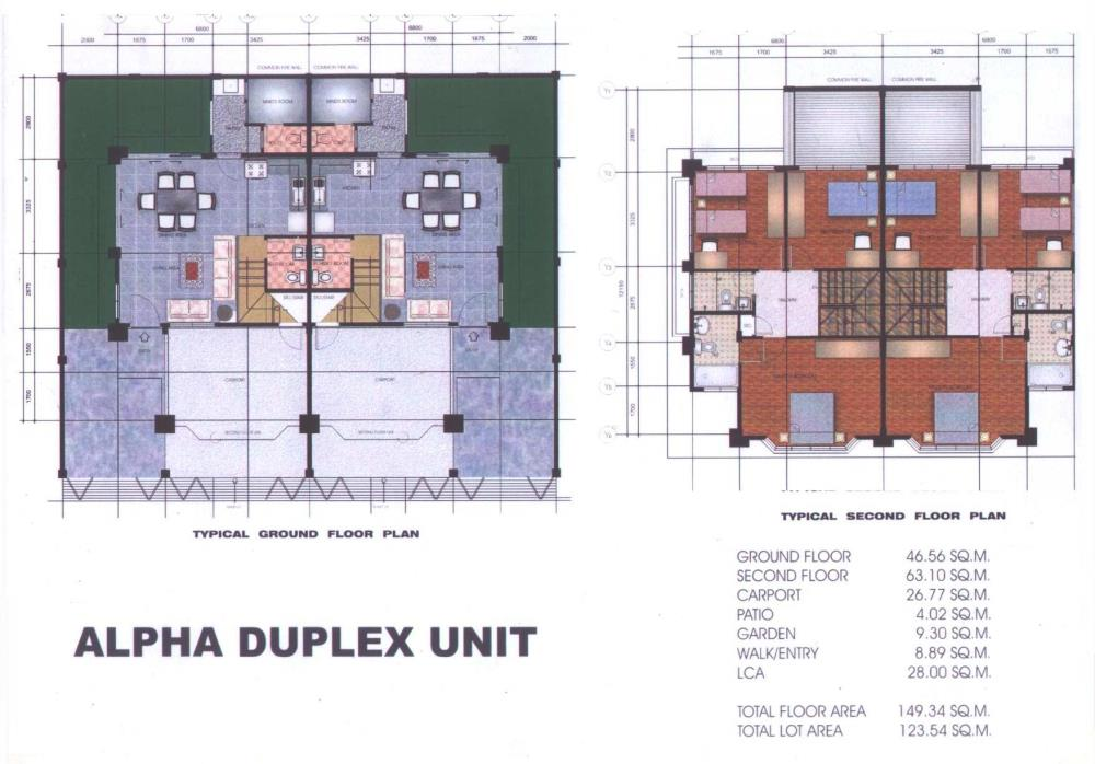 Modular Duplex Floor Plans Find House Plans