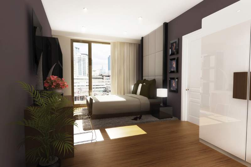 1br Apartment Design Ideas Of Knightsbridge Residences At Century City